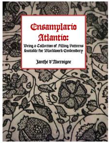 Blackwork book cover