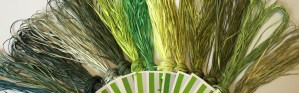 Straw Silk Color Groups