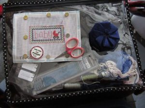 My To Go Stitching Kit