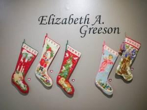 Elizabeth Greeson needlepoint