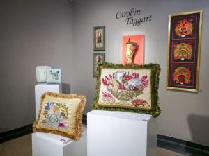 Carolyn Taggert Needlepoint