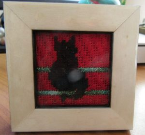brenda stofft/victoria whitson needlepoint mini-frame kit