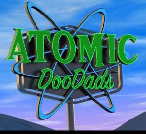 atomic age roadsign