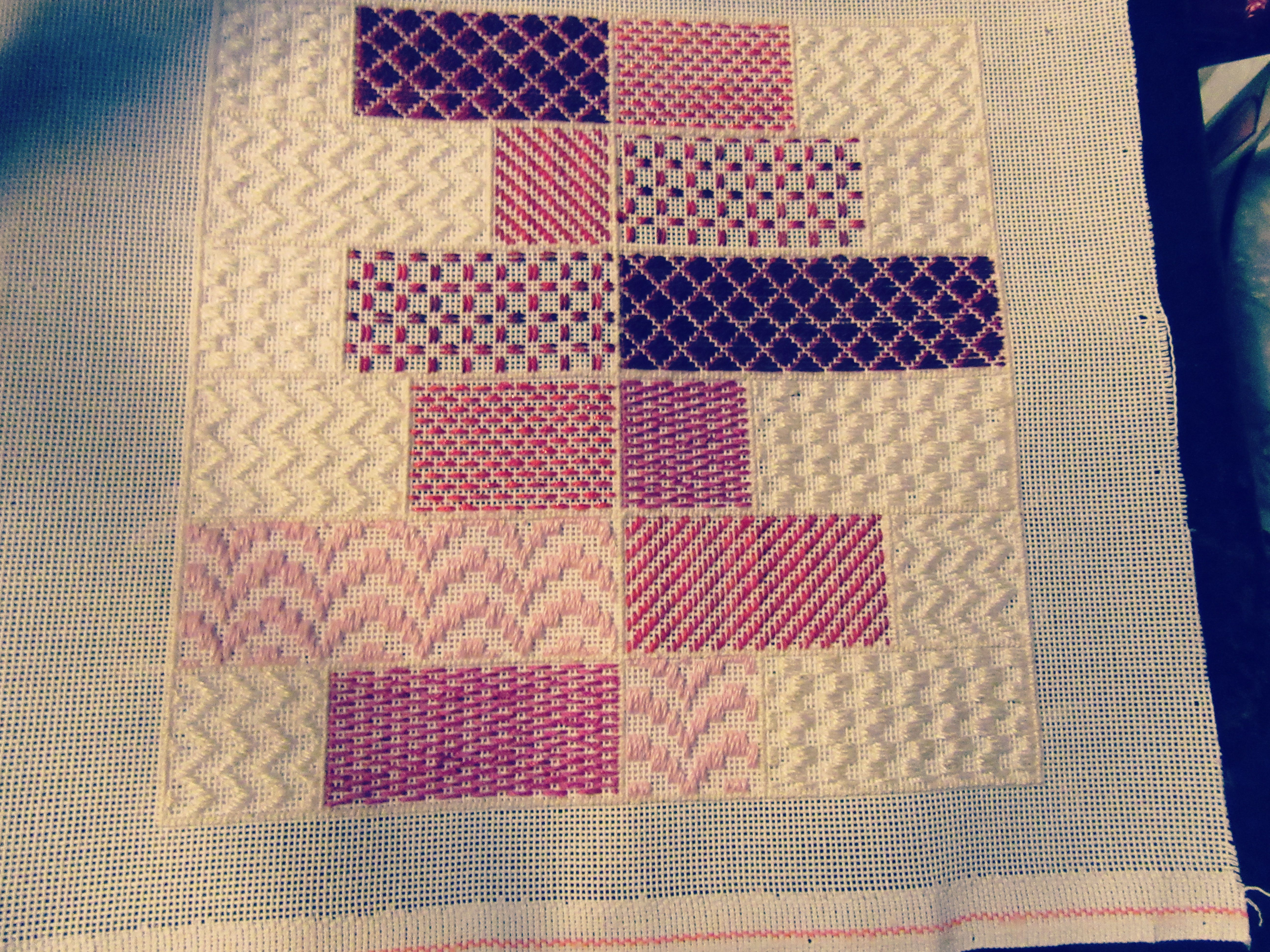 25 More Darning Patterns Class Open for Registration