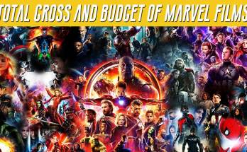 marvel cinematic universe gross and budget