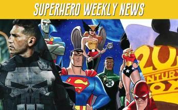 superhero news weekly