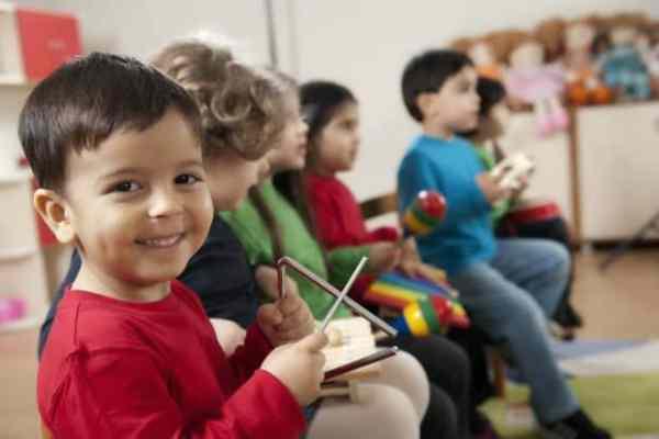 Prepare kids for preschool