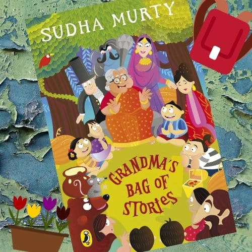 Grandma's Bag of Stories - Book Recommendation - NutSpace