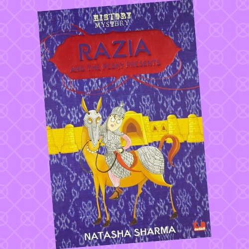 Razia and the Pesky Presents - Book