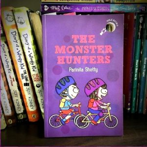book review: the monster hunters