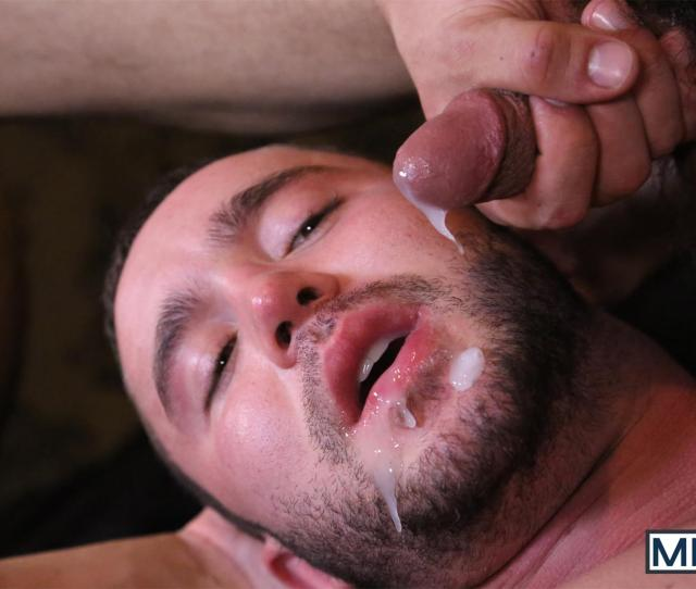 Muscle Hunks Fucking Ends In A Face Full Of Cum