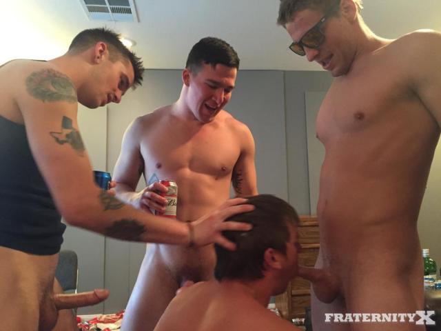 Fraternity X Naked College Frat Boys Bareback Sex Amateur Gay Porn 18