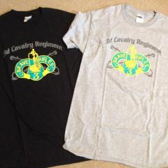 3CR Shirts are in at the museum