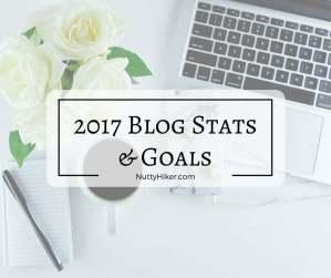2017 Blog Stats & Goals