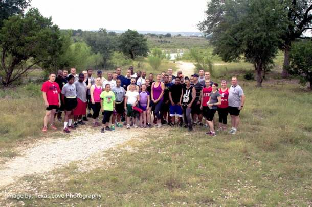 3cr rss rear d from Fort Hood Texas hike with me