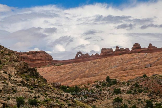 Arches National Park, Delicate Arch picture in Utah