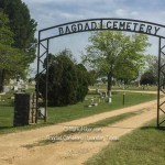 Bagdad Cemetery: Filming of Texas Chainsaw Massacre, Leander Texas
