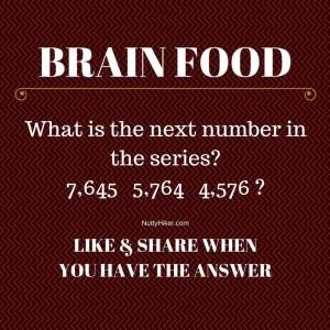 Brain Food Tuesday May 31 2016