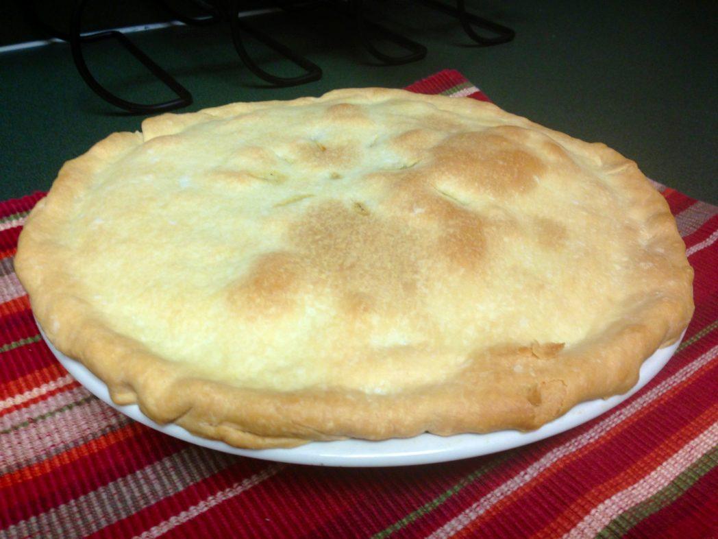 Easy Chicken Pot Pie