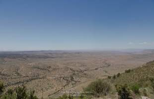 Five Points Vista, New Mexico | A view you can't take your eyes off of