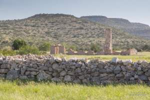 Fort Lancaster in West Texas