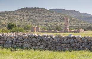 Visiting Fort Lancaster and the Wild West