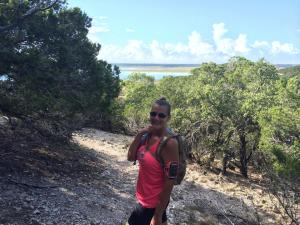 My hike with Tammy and Wayne at Dana Peak Park
