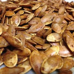 Ole Bay Roasted Pumpkin Seeds