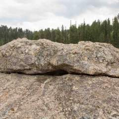 Finding the Rock Used in National Treasure 2