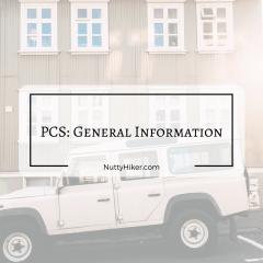 PCS General Information