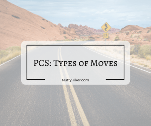 PCS Types of Moves