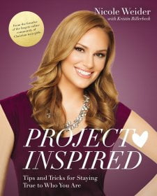 Project Inspired Book Review