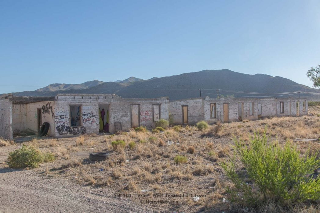 Salt Flat, Texas A West Texas Ghost Town Just Miles From The Guadalupe  Mountains National Part 73