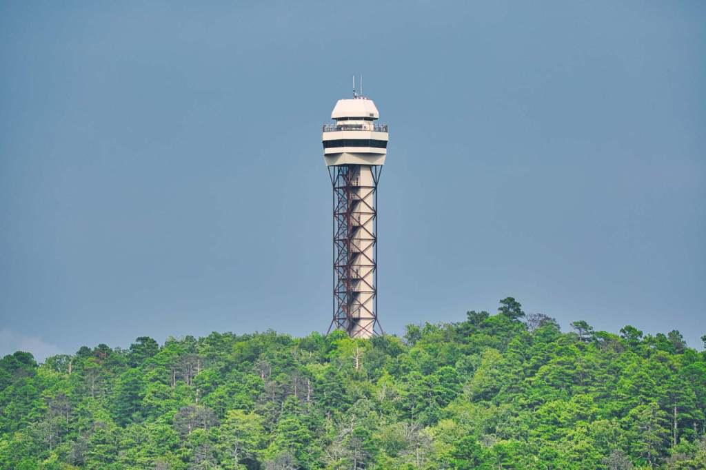 Mountain Tower at Hot Springs National Park - Arkansas