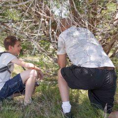 Hiking & Geocaching, Oh My!