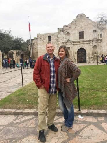 Alamo, San Antonio Texas