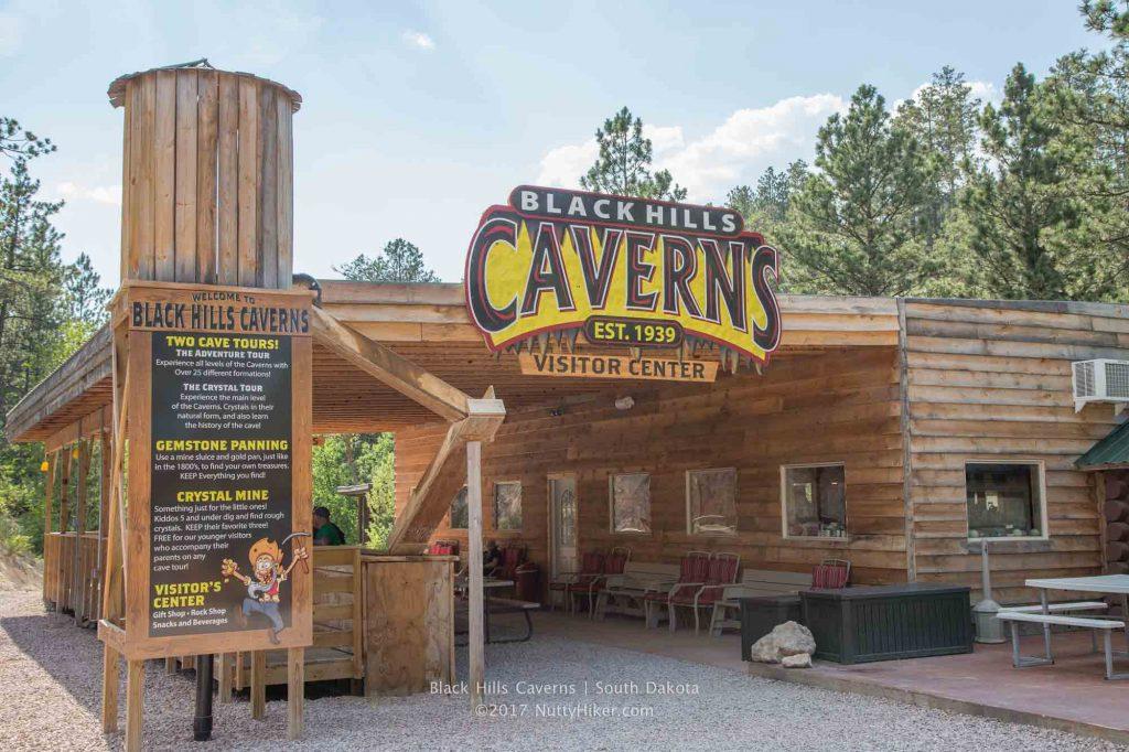 Black Hills Caverns in South Dakota