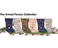 Camosock – Military Theme Christmas Stockings
