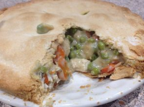Easy Chicken Pot Pie, so yummy