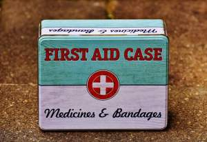 RV / Camping First Aid Kit