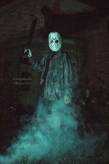 "Meet Jason Jr, Friday the 13th ""Jason's son""."