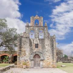 Mission Espada in San Antonio