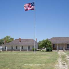 Old Fort Stockton, Texas