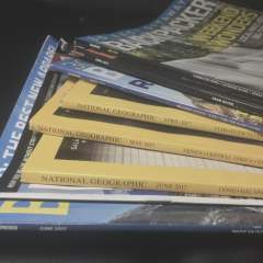 Best Travel & Outdoors Magazines / Books