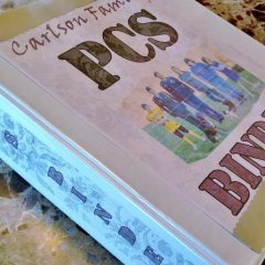 Putting together a PCS Binder – How To & Downloads