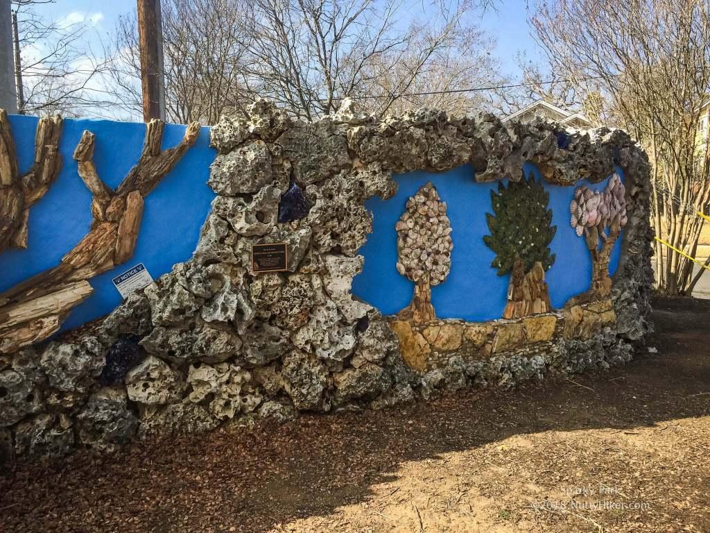 Sparky Park in Austin Texa