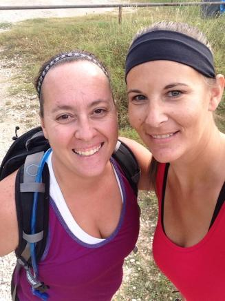 Me and Teresa Hiking at Dana Peak Park