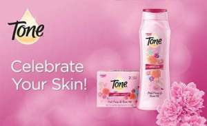 REVIEW: Tone Petal Soft Body Wash