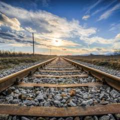 Taking Pictures on Railroad Tracks is Illegal & Deadly