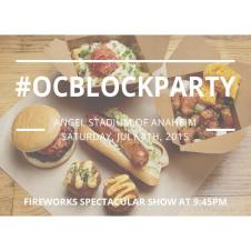 #OCBlockParty
